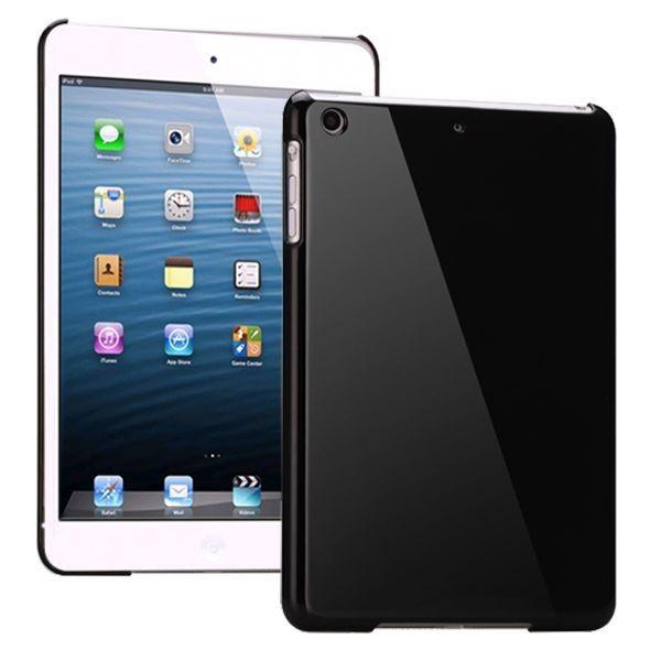 Solid Shell (Musta) iPad Mini Suojakuori