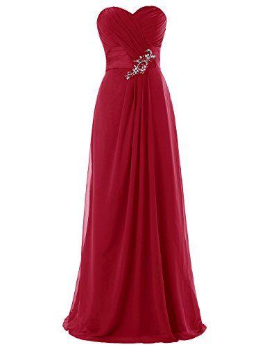 Dresstells Long Chiffon Prom Dress with Beadings Bridesmaid Dresses Party Dress Dresstells http://www.amazon.co.uk/dp/B00MA5KRX8/ref=cm_sw_r_pi_dp_PnuWwb0MHB39A