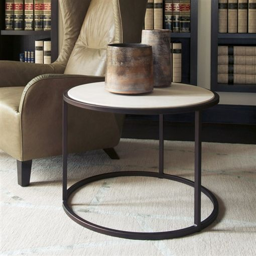 Sienna Side Table   http://www.tomfaulkner.co.uk/