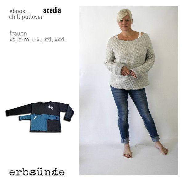 ebook ACEDIA - Pullover, Shirt, T-Shirt -  XS - XXXL