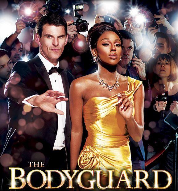 Alexandra Burke West End Musical The Bodyguard