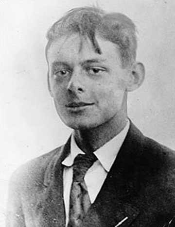 Youngin A young T. S. Eliot