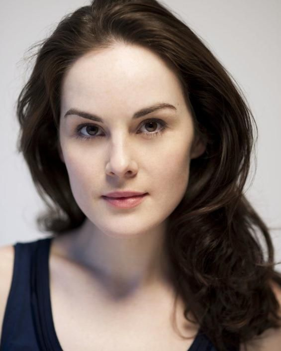 Michelle Dockery - Enchanted Serenity of Period Films: Downton Abbey - great melodramatic actress and singer