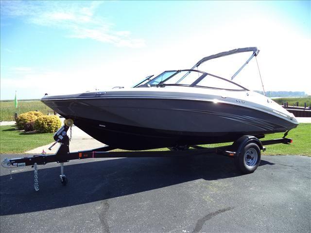 2015 Yamaha Boats 19 FT SX192 | $32,299 | For sale at Shipyard Marine in Green Bay, WI