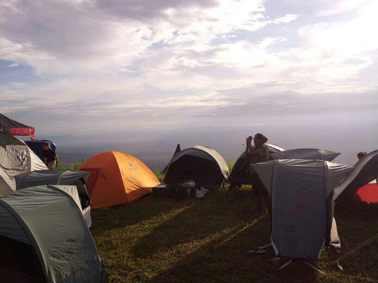 #Mt.Lawu #Camp #Kemuning #CentralJava #KSC #2013