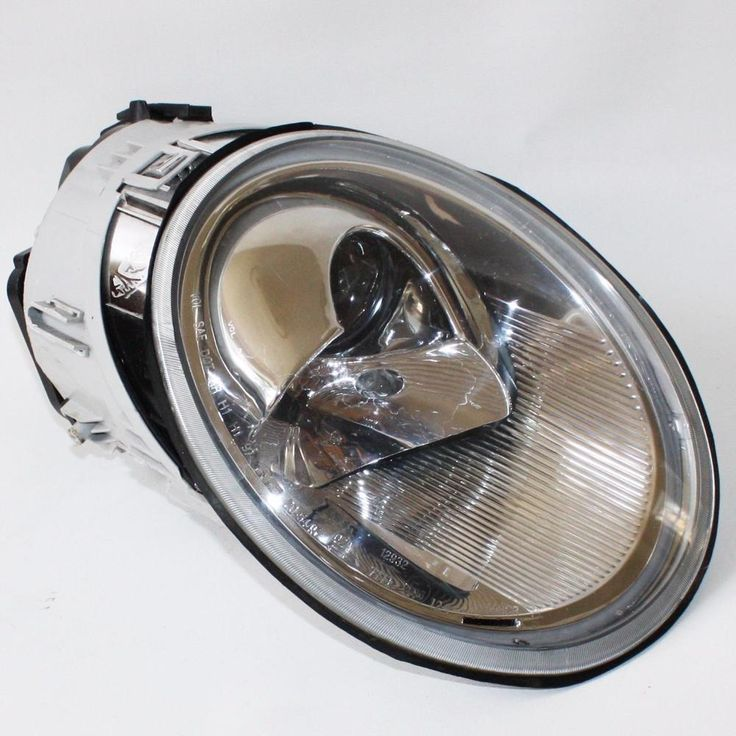 VW Volkswagen beetle headlight drivers side headlamp 1999-2006 11181910 #TYC
