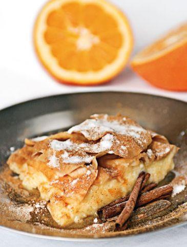 Tο γαλακτομπούρεκο είναι ένα παραδοσιακό γλυκό, που όταν φαγωθεί φρέσκο είναι υπέροχο.