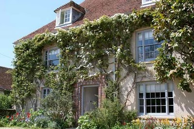 Charleston, home of Vanessa Bell and Duncan Grant