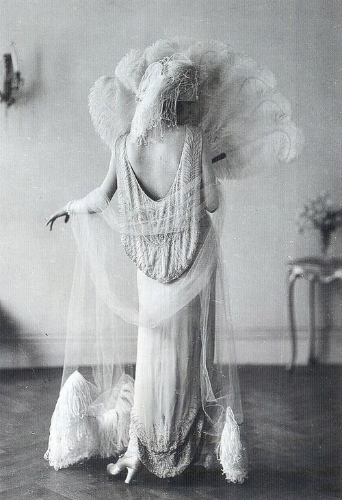 Oh to have lived in the twenties.