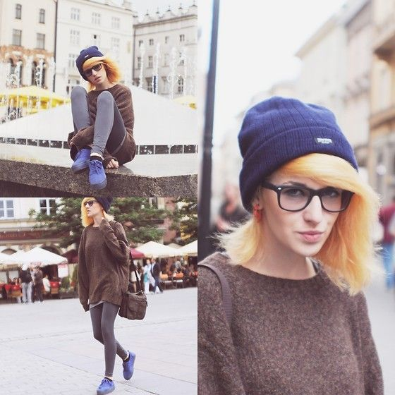 CHANEL h&m fashion style grunge girl polishgirl cracow