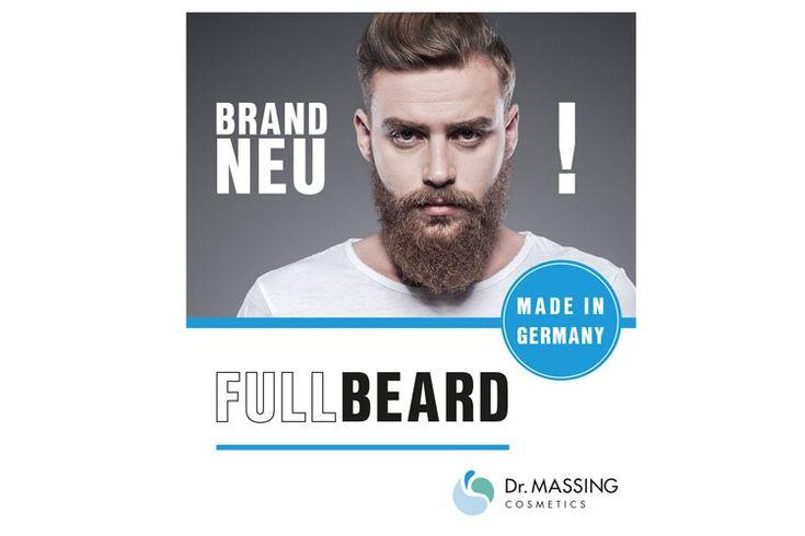 Für dichtere, stärkere und gepflegte Bärte: Dr. MASSING FullBeard Bartwuchsmittel - Präsentieren ihr Bartwuchsmittel FullBeard auf der Haare 2016: Dr. MASSING COSMETICS #Barber #Bartwuchsmittel #Dr_MASSING_COSMETICS #Dr_MASSING_FullHair_ #Dr_MASSING_LongLashes_ #Friseursalons #FullBeard #Haare_2016 #Haarpflege #Haarwachstum #Produkt #Salonkunden #Wimpernwachstum - http://www.fmfm.de/fuer-dichtere-staerkere-und-gepflegte-baerte-dr-massing-fullbeard-bartwuchsmittel-1448