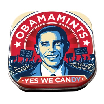 Obama is Sweet as Candy