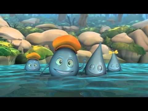LA VITA DELL'ACQUA. L'ACQUA CHE DA' VITA. - Water Project H2Ooooh! - YouTube