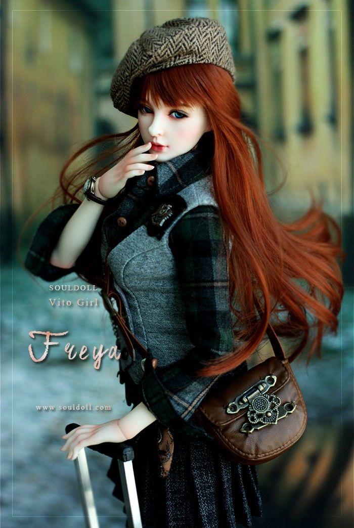 """Freya""|DOLL|SOULDOLL| Dolk Station - Online bjd shop"