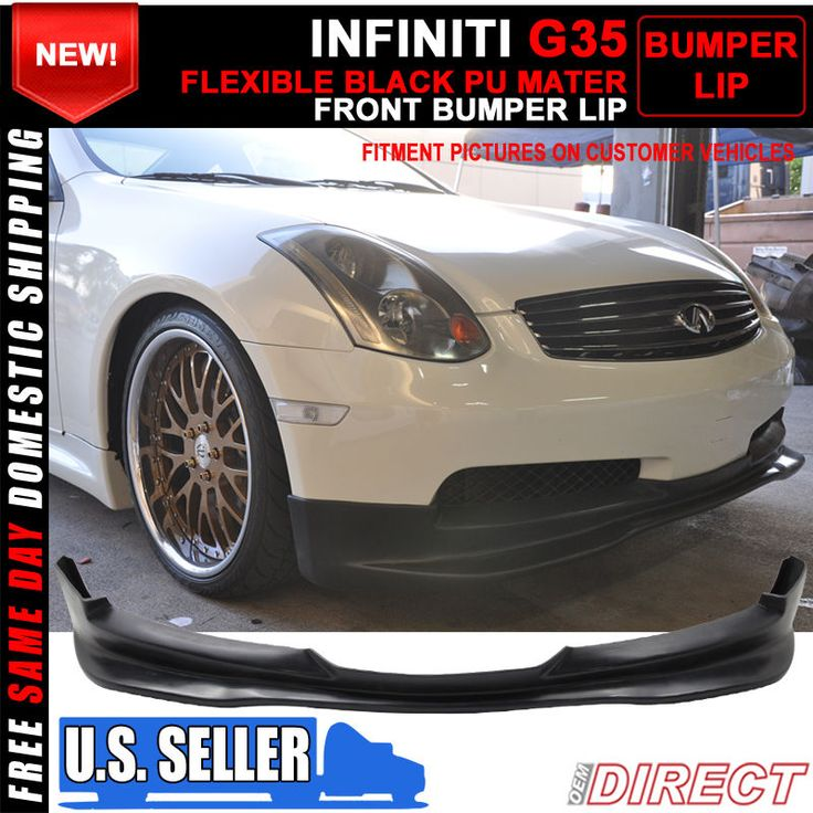 2018 infiniti g35 coupe. unique coupe nice amazing 0307 fit for infiniti g35 coupe gt style front bumper lip  spoiler with 2018 infiniti g35 coupe