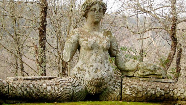 Parco dei Mostri di Bomarzo, Viterbo (Lazio) - Top 10 weird places to visit in Italy