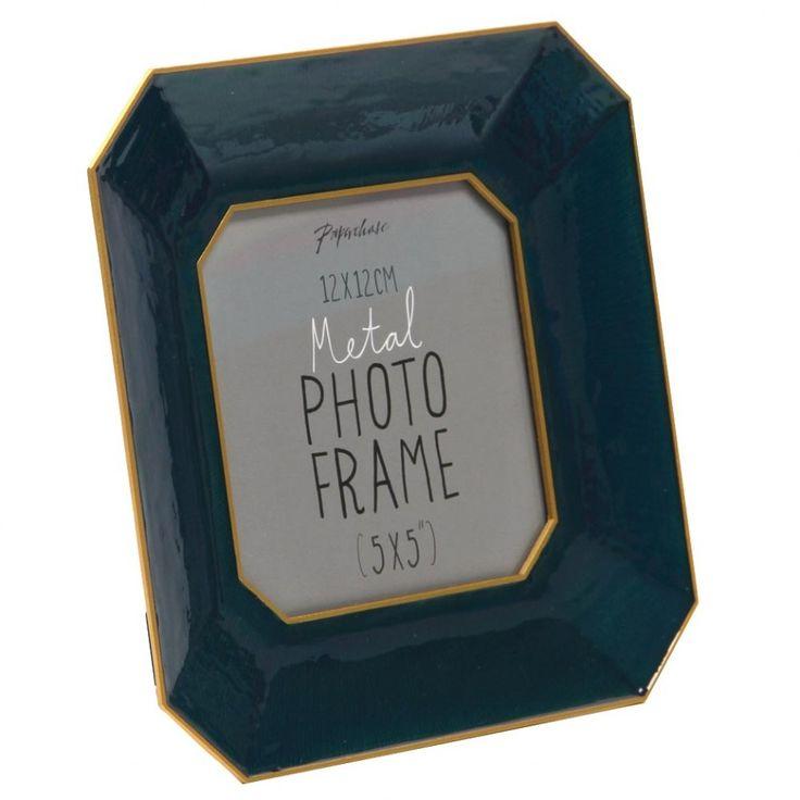 Pavia blue frame 5x5