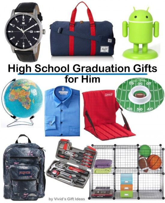 Graduation Gift Ideas for High School Boys