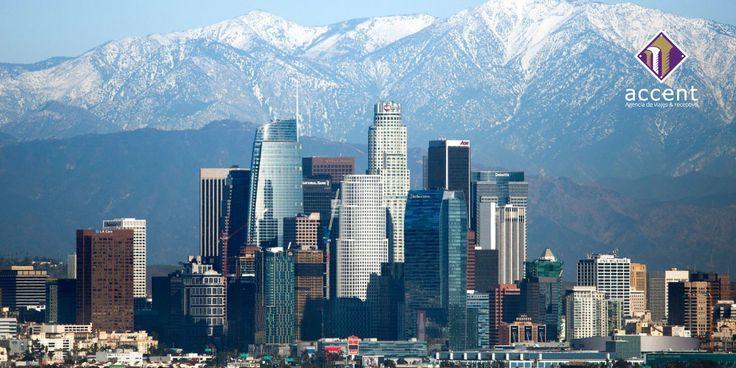 LOS ÁNGELES | 5 DÍAS DESDE 960 €  Salidas diarias desde Madrid y Barcelona hasta el 31 de Agosto