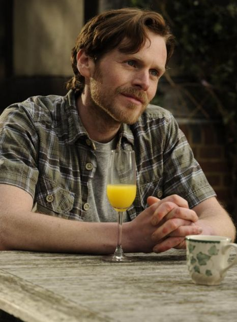 Shaun Evans: I didn't worry too much about stripping in The LastWeekend