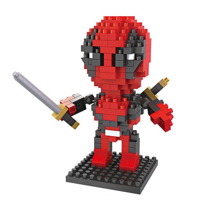 Mini Action Figure Super Hero Ninja Deadpool  $9.95 and FREE shipping  Get it here --> https://www.herouni.com/product/mini-action-figure-super-hero-24-styles-ninja-deadpool-the-avengers/  #superhero #geek #geekculture #marvel #dccomics #superman #batman #spiderman #ironman #deadpool #memes
