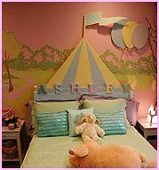33 Best Kids Circus Themed Bedroom Images On Pinterest Children Circus Theme And Circus Room