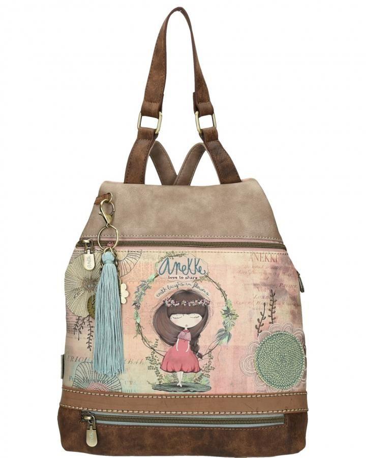 Backpack ANEKKE 24776-1 NATURE