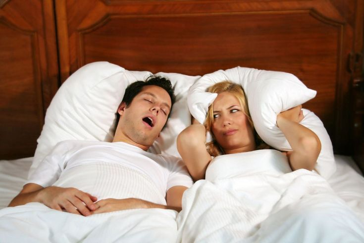 """""""Will Nose Surgery Cure My Snoring?"""" This is a question we get often. And the answer to that question is maybe we can help. Snoring is a symptom that many people with a deviated septum will exhibit, and here's why. The septum is the cartilage that divides the two halves of your nasal cavity. Read more in our new blog post! #Sleepapneasymptoms"""