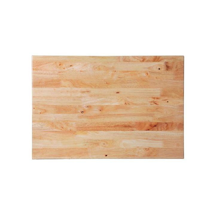 Husky 27 in. Hardwood Tool Cabinet Top for Rolling Cabinet-HOCN260001 - The Home Depot