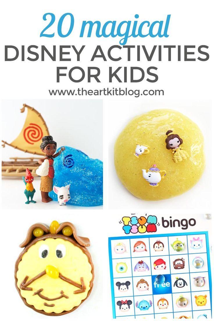 magical disney activities for kids ideas for lauren and