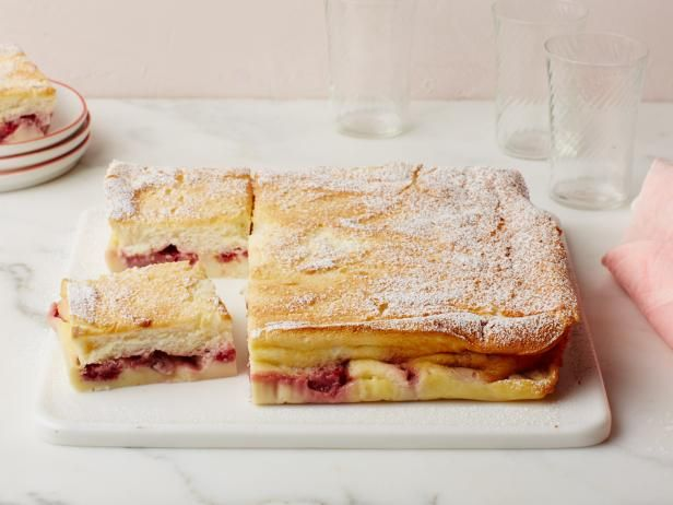 Get Berry Layer Magic Cake Recipe from Food Network