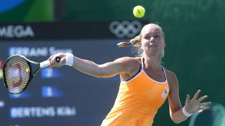 De tennissers zijn op basis van hun ranking toegelaten tot het gemengd dubbelspel op de Spelen.