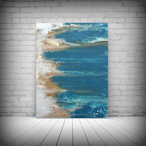 Oltre 1000 Idee Su Dipinti Di Un Oceano Su Pinterest