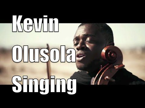 Pentatonix - Kevin Olusola Singing