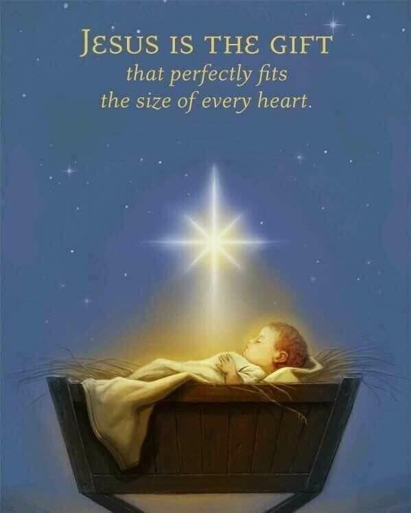 Baby Jesus Christmas