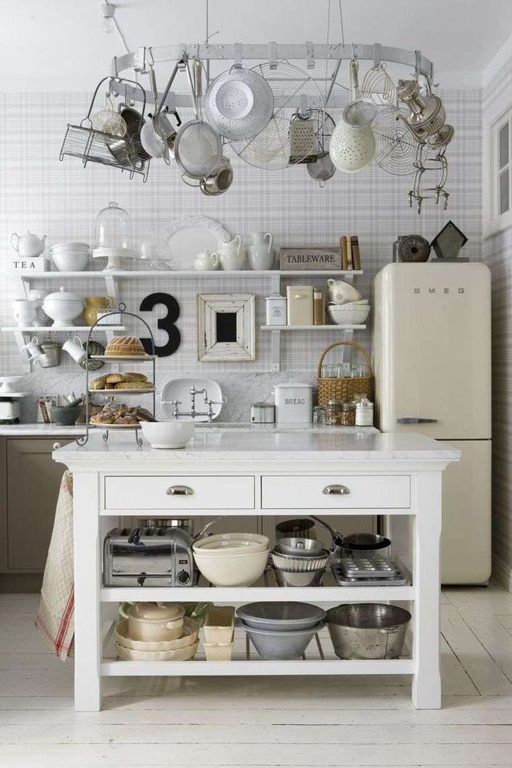 710 best Cucine images on Pinterest   Cottage kitchens, Kitchens and ...