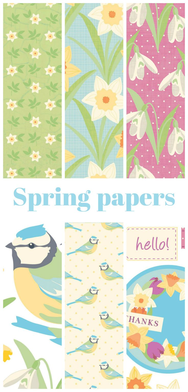 Get crafty with our stunning collection of FREE printable papers!