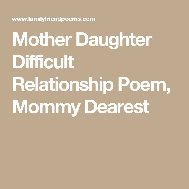 mother daughter essays Published: mon, 5 dec 2016 the most intriguing and challenging relationship on the planet is the one of mother and daughter it is no shock as to why there are so many factors involved in this relationship.
