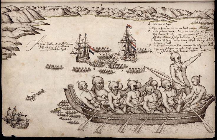 Gilsemans 1642 - Māori people - Wikipedia, the free encyclopedia