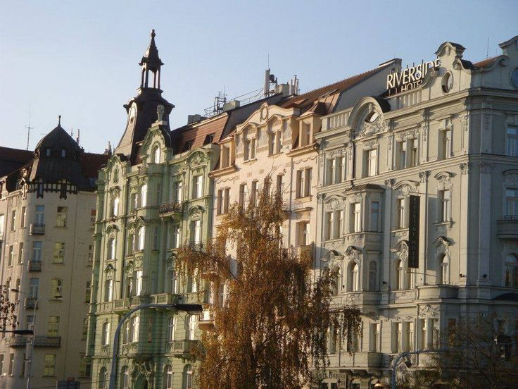 A Magic Stay: Mamaison Hotel Riverside Prague