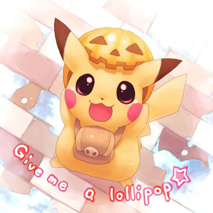 pokemon cute | Pokemon - Cute Pikachu | Flickr - Photo Sharing!