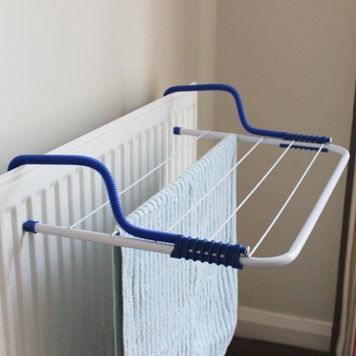 RADIATOR CLOTHES AIRER LAUNDRY DRYER INDOOR OUTDOOR CARAVAN BALCONY DRYING RACK in Home, Furniture & DIY, Household & Laundry Supplies, Airers/ Driers/ Clothes Horses | eBay