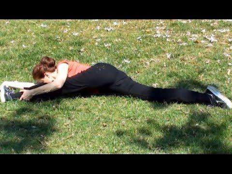 AUMENTAR MUCHO LA FLEXIBILIDAD EN LAS PIERNAS Y CADERAS- Stretching for flexibility - YouTube