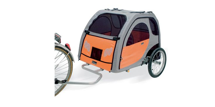 Comfort Wagon M Hundefahrradanhänger – Test