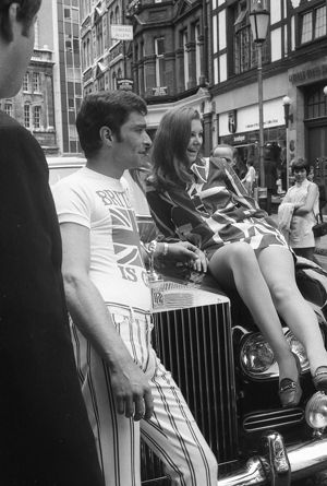 Carnaby Street July, 1967