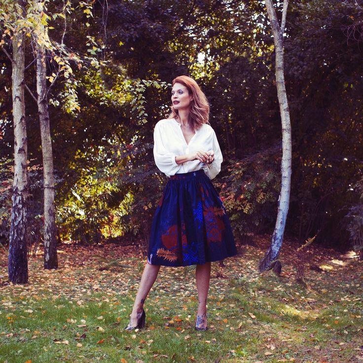 Jane Alexander wearing O Jour pump