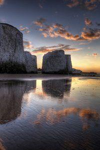Botany Bay, Kent   #PinYourYear2015 #ToDoList2015 #PinYourYear