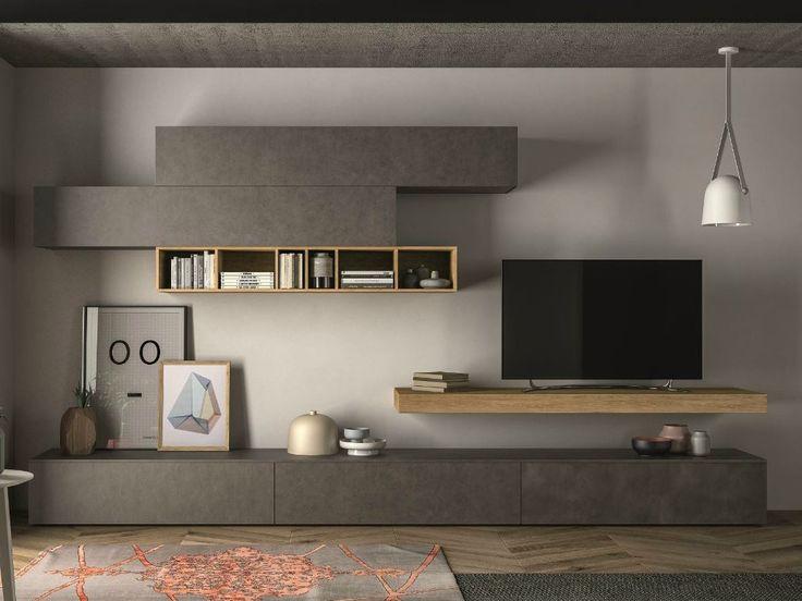 Salón Pared Piedra   Buscar Con Google | Salón | Pinterest | Tv Walls, Hall  And Living Rooms