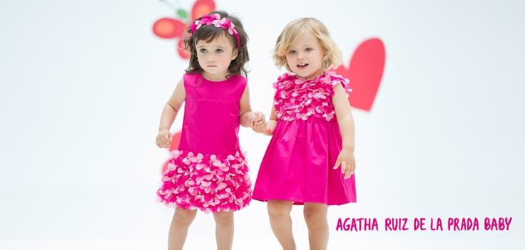"Agatha Ruiz de la Prada Baby ""Primavera -Verano 13"""