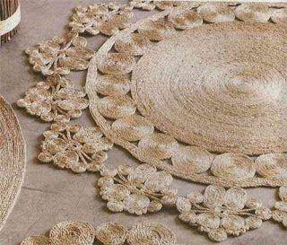 decorar sustentável: Tapete de sisal - DIY ou faça você mesmo